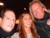 Fritz mit Robert Geiss und Anna