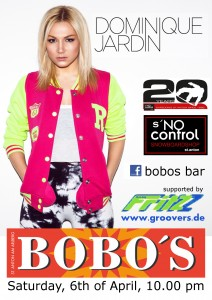 Event mit DJane Dominique Jardin