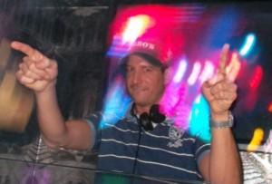 DJ Fritz im Bobo's St. Anton a. A.