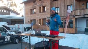 DJ Fritz auf dem Frühlingsfest der Schneggarei 2013