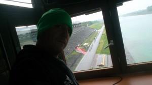 DJ Fritz beim Triathlon-Cup München
