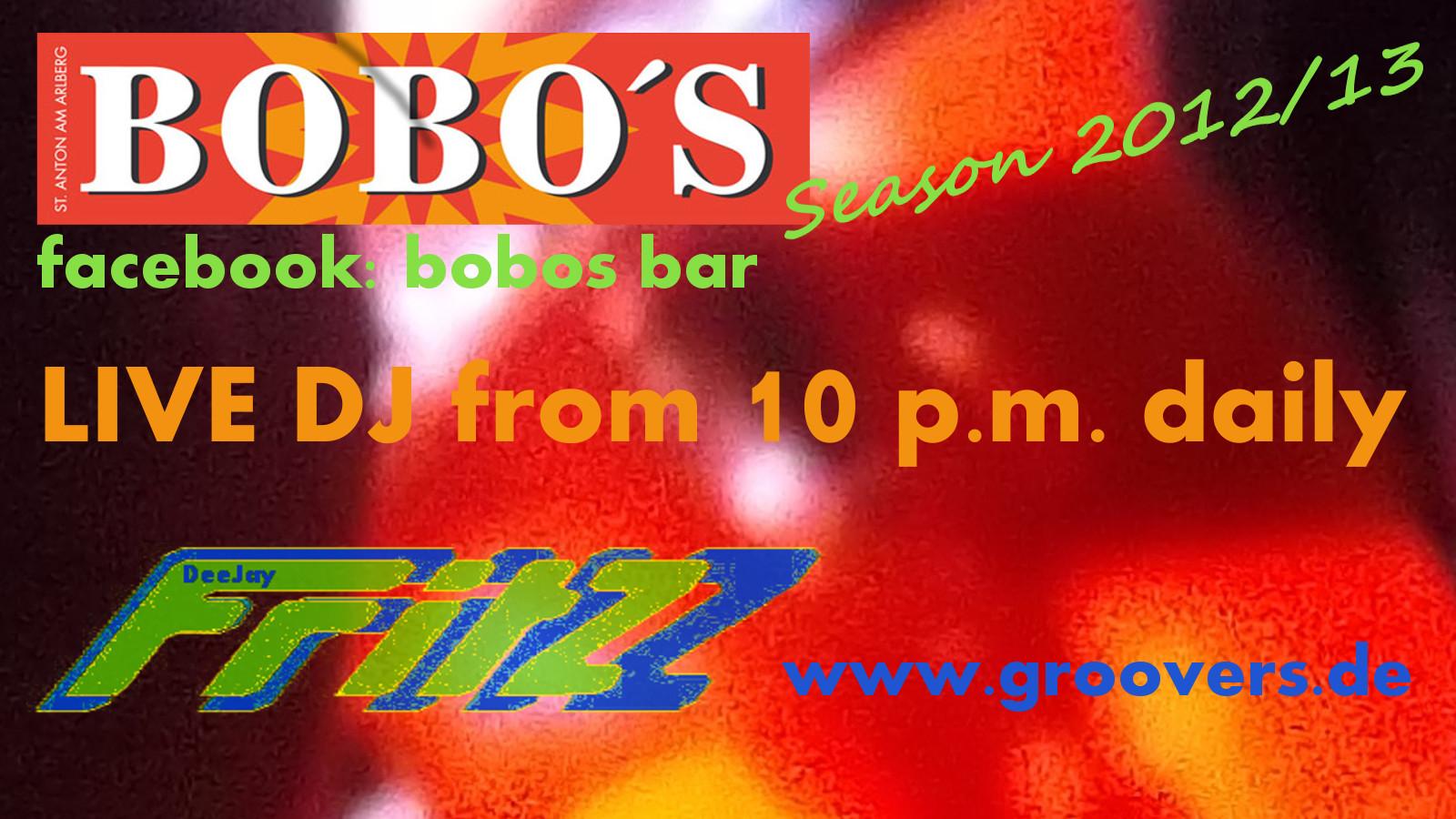Screen Bobos LIve DJ 04