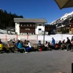 Open Air bei der Schneggarei