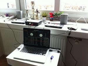 Setup für Serato Scratch