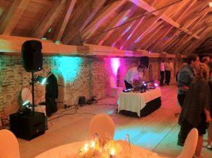 DJ Hochzeit Sound Light