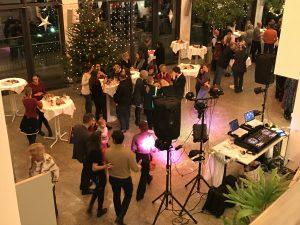 Weihnachtsfeier Goethe-Institut