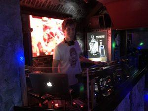 DJ GoodStuff im Bobos