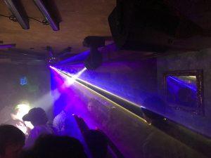 Lichtshow Bobos