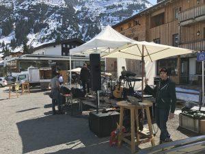 DJ Fritz in der Schneggarei Lech
