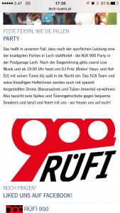 Rüfi900 Homepage